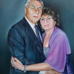 Portrait Artist Olga Pankova Canadian Artist