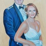 Live Event Artist - Live Wedding Artist - Live Wedding Painter - Live Artist - Live Painter - Live Painter - Olga Pankova