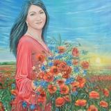 Portrait Artist Olga Pankova